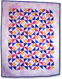 Download the Land of Happy Endings Quilt Pattern